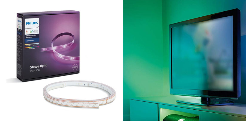 Philips Hue White and Color Ambiance LightStrip Review