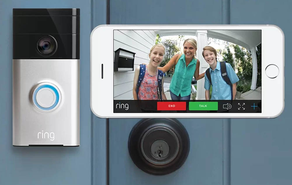 Ring Doorbell Success