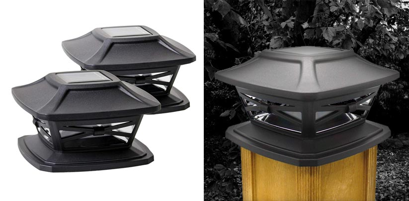 DaVinci Lighting Solar Power Caps