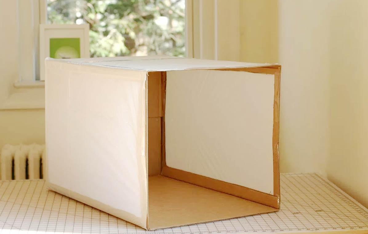 Finishing Your DIY Photography Light Box