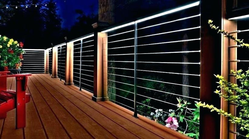 How To Install Solar Deck Lights