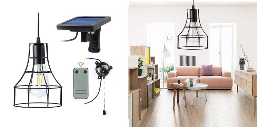 Indoor Solar Barn Lights,Kyson Solar Powered Led Shed Light