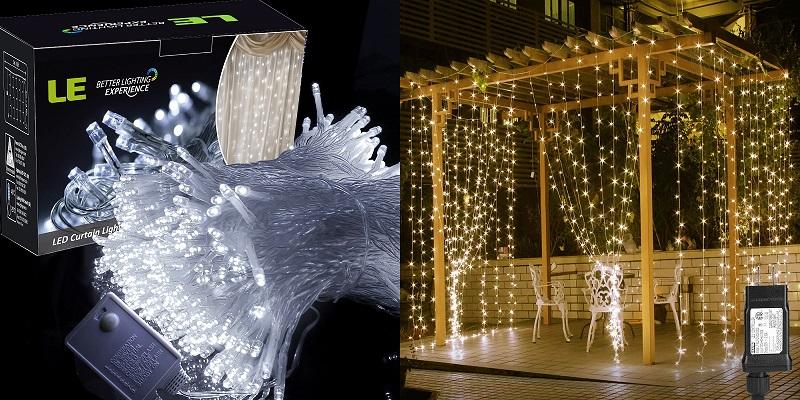 Lighting-EVER-Curtain-Lights