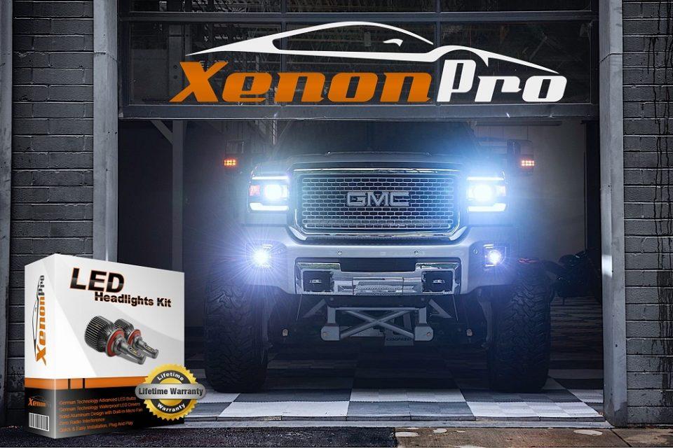 Xenon Pro LED Headlight Bulb Conversion Kit Review