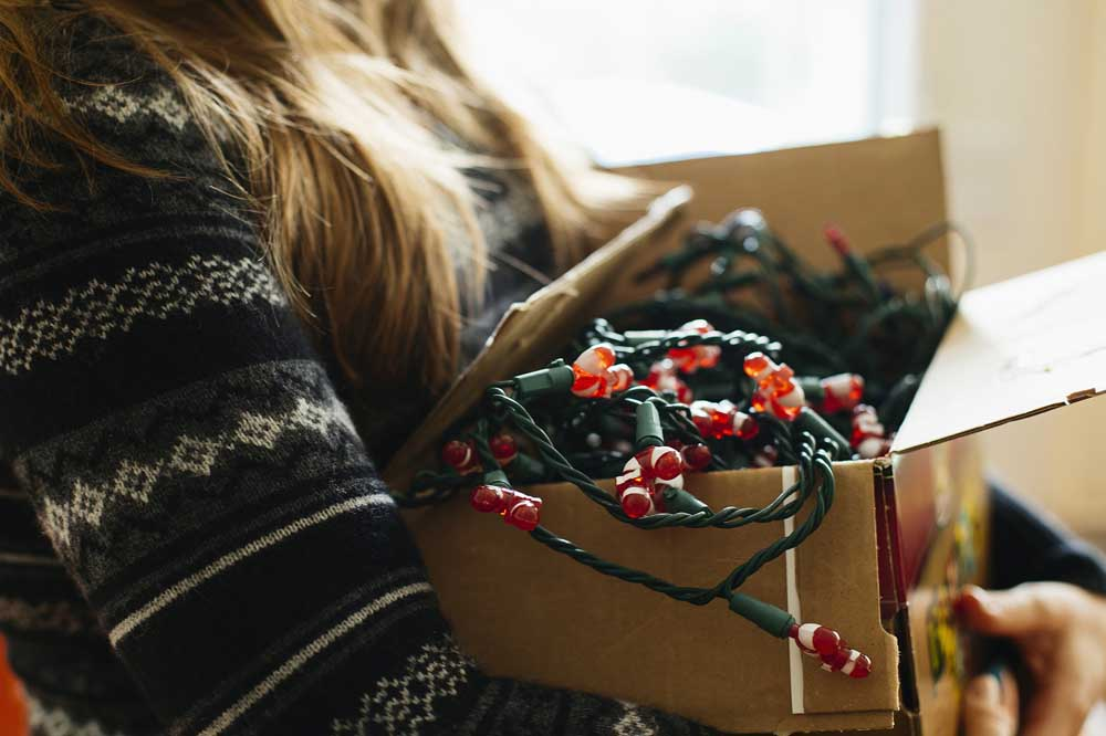 Best Way To Store Christmas Lights Prevent Damage To