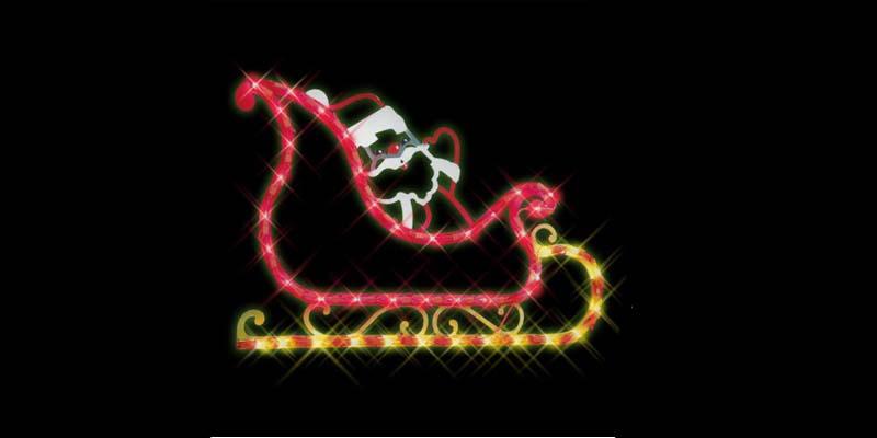 Impact Innovations Santa's Sleigh