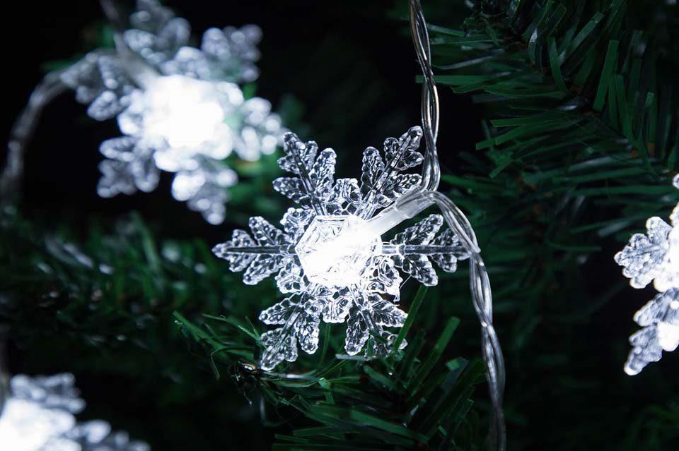 Best LED Snowflake Christmas Lights