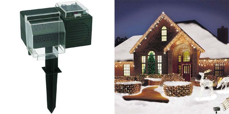 Mr. Christmas Outdoor Lights and Sounds of Christmas