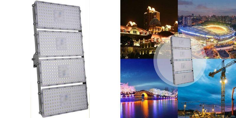 Viugreum LED Flood Light, 400W