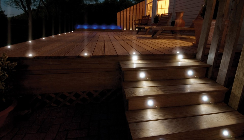 Best Solar Deck Step Lights